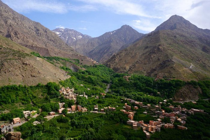 Day Trips From Marrakech to Atlas Mountains