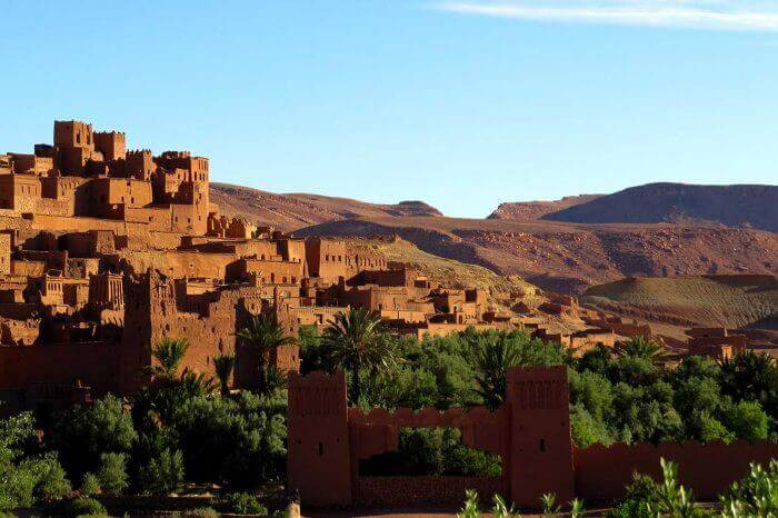 Kasbah Ait Benhaddou Day Trip From Marrakech