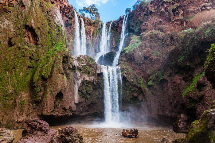 Ouzoud Waterfalls Day Trip From Marrakech